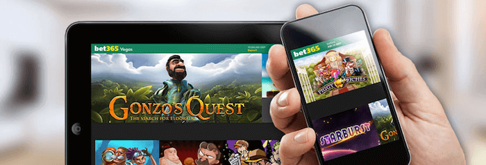 Bet på bet365 med din mobil app