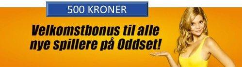 Danskespil bonuskode 2017