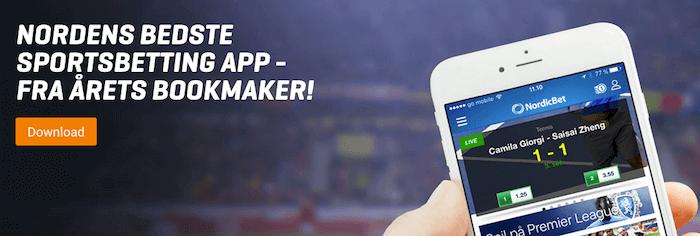 NordicBet App