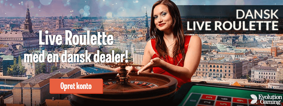 Prøv LeoVegas Live Casino