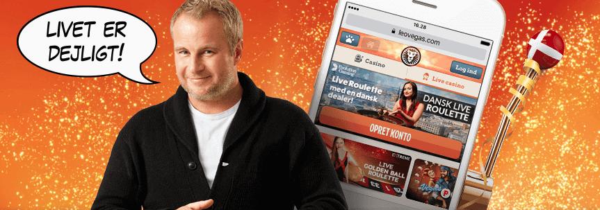 Spil på LeoVegas Sport mobil app