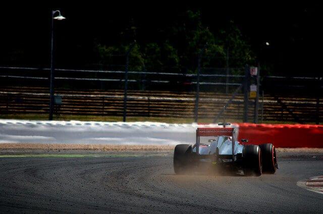 Odds på Formel 1