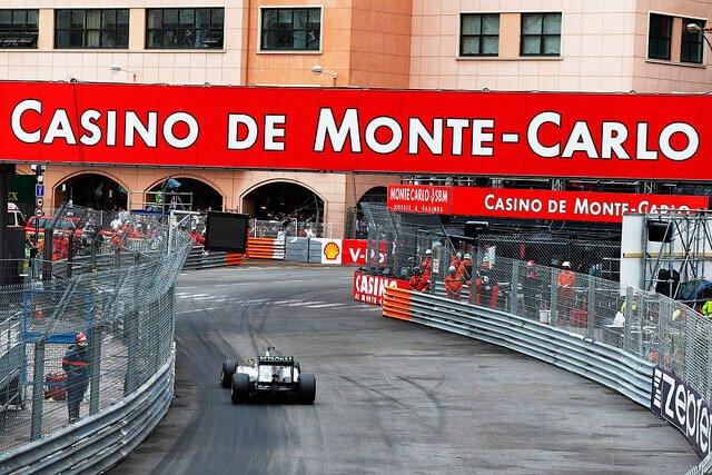 Formel 1 løbskalender