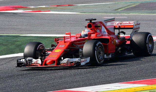 Formel 1 odds