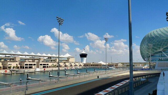 Formel 1 Stilling