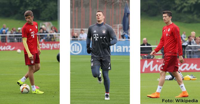 Spillere i Bundesligaen
