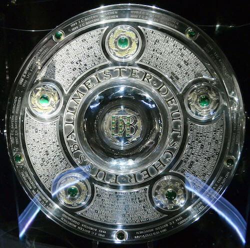 Trofæet i Bundesligaen