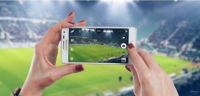bet365 på mobil og app