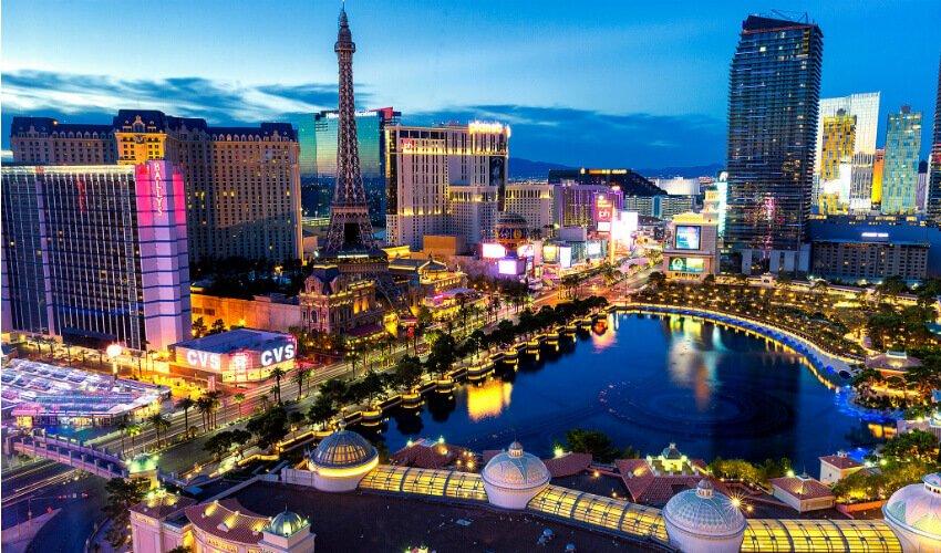 Verdens største casino byer