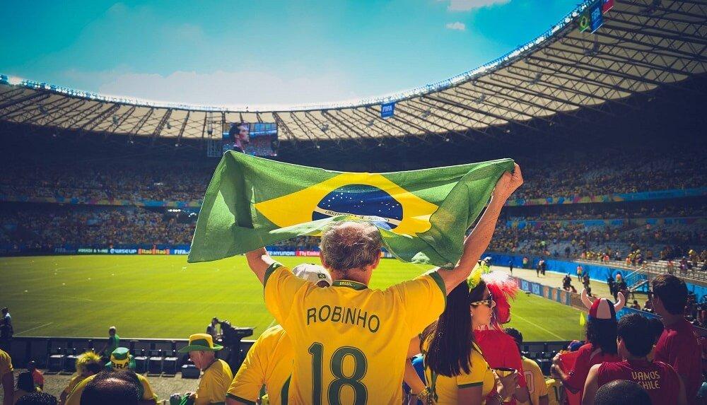 Brasilien VM