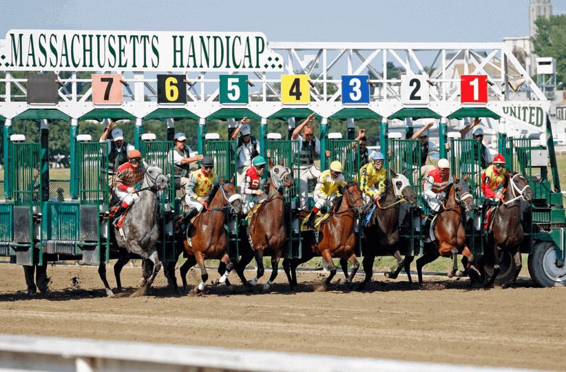 Hestevæddeløb forklaring