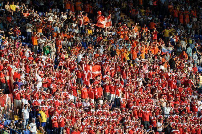 Danmark EM