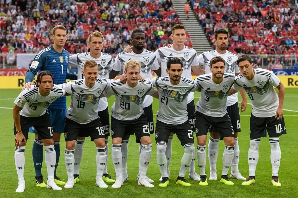 Tysklands landshold